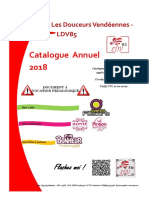 Catalogue 2018 Particulier