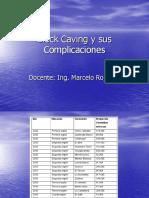 Block Caving y Sus Complicaciones