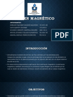 Tren Magnético Presentacion