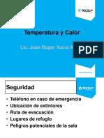 Sesion 5 Temperatura Dilatacion Calor