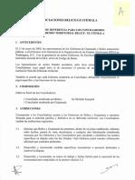Documentos Firmados El 15 de Mayo de 2000 en La OEA - Biblioteca Columbus