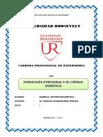 Monografia Fonología Funcional y El Código Fonético