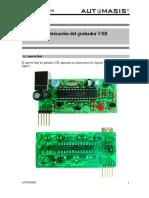 2-Fabricacion Del Grabador USB