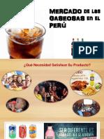 Mercado Gaseosero en El Peru