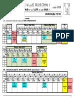 LP1 2018 Cronograma TPs 1er Cuatrimestre