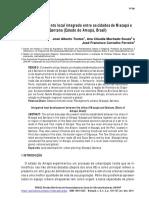 Art TOSTES, José A._O desenvolvimento local integrado entre as cidades de Macapá e Santana.pdf