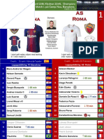 Champions League 180404 Barcelona - Roma 4-1