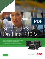 Ups Apc Smart Ups Srt 3000va Rm 14169