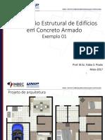 Concepção Estrutural - Aula 02