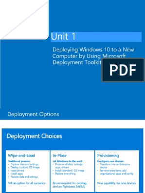 40332A_unit1 | Windows 10 | Microsoft Windows