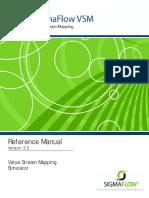 SigmaFlow VSM Reference Manual