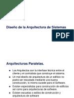 Diseño De Arquitectura ADS2015_I.pptx