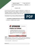 Revisión Por La Dirección 14082015