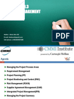 Project Management-CMMI Version 1.3