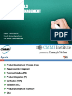 Engineering Processes-CMMI Version 1.3