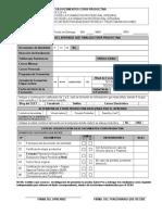 Formato Entrega de Documentos Etapa Productiva