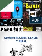 Semiotica Del Comic y Film