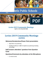 Levies 2019-April 2018 Community Meetings Presentation