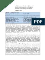 Syllabus Del Curso Cálculo Multivariado_203057