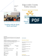 ecps prek-12 district context brochure