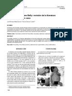 Síndrome Prune Belly