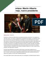 Perú, el desenlace