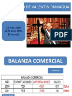 Gobierno Valentin Paniagua