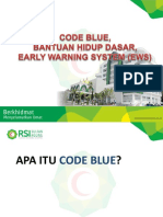 Pelatihan Code Blue