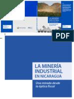 La Mineria Industrial en Nic 06-06-2017