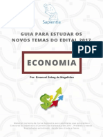 Novos Temas Economia