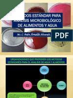 Metodos Analisis de Agua y Alimentos