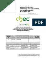 Manual técnico de simbología para diagramas uniflares y planos. V1.pdf