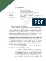 HC 152752 - voto Dias Toffoli