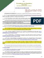 Lei 9028 - 1995 Atribuições Da AGU