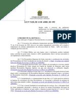 Lei 9028 - 1995 Atribuições Da AGU2