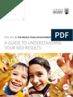 Guide to Understanding Mdi 2016