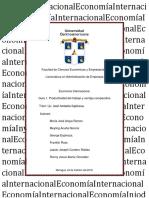 Guía 1. Economía Internacional
