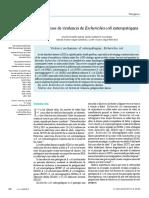Mecansimos de Virulencia de E. Coli Enteropatógeno