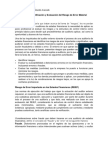 NIA 315 Identificación y Evaluación de Los Riesgos de Error Material