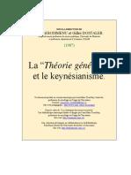 La Théorie Générale Et Le Keynésianisme