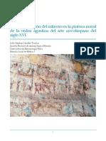 El Infierno en La Pintura Mural Agustina Del Arte Novohispano Del Siglo XVI.