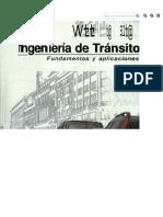Ingeniería de Tránsito Fundamentos y Aplicaciones RAFAEL CAL Y MAYOR - UDocz