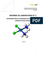 Informe Quimica Guia 2