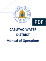 CABWAD Manual of Operations