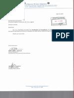 ARTA Compliance