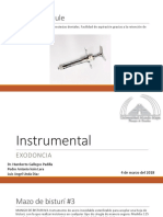 materiales de exodoncia