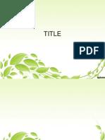 hojas verde.ppt