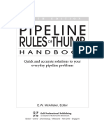 Pipeline Rules