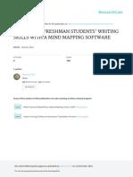 Enhancing Freshman Students' Writing Skills With A