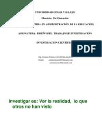 4. Investigacion Cientifica